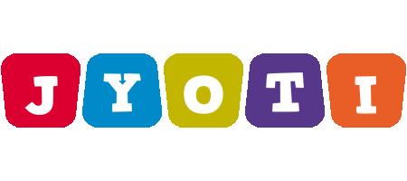 Jyoti kiddo logo