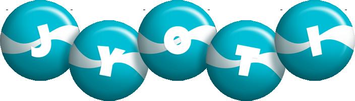 Jyoti messi logo