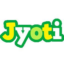 Jyoti soccer logo