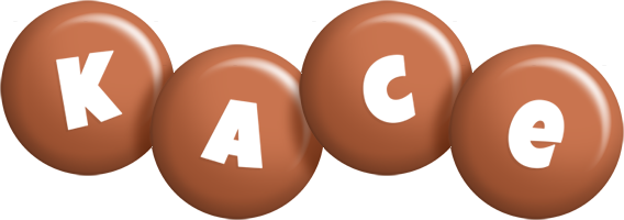 Kace candy-brown logo