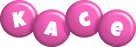 Kace candy-pink logo