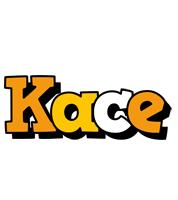 Kace cartoon logo