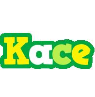 Kace soccer logo
