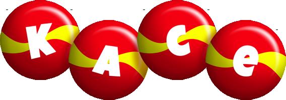 Kace spain logo