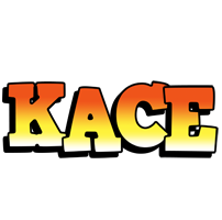 Kace sunset logo