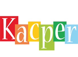 Kacper colors logo