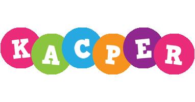 Kacper friends logo