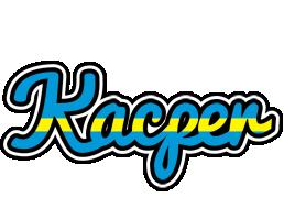 Kacper sweden logo