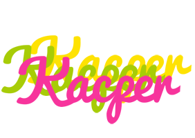 Kacper sweets logo