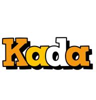 Kada cartoon logo