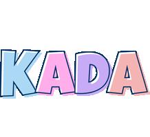 Kada pastel logo
