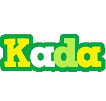 Kada soccer logo