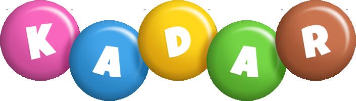 Kadar candy logo