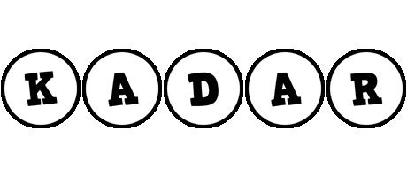 Kadar handy logo