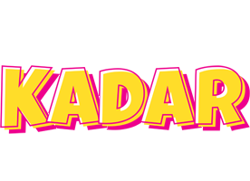 Kadar kaboom logo