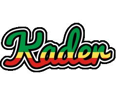 Kader african logo