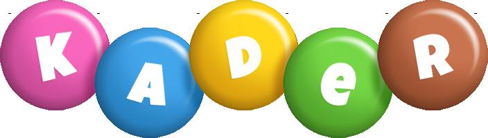 Kader candy logo