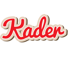 Kader chocolate logo