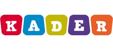 Kader daycare logo