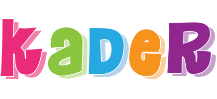 Kader friday logo