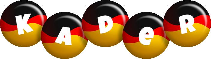 Kader german logo