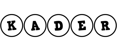 Kader handy logo