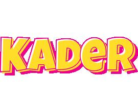 Kader kaboom logo