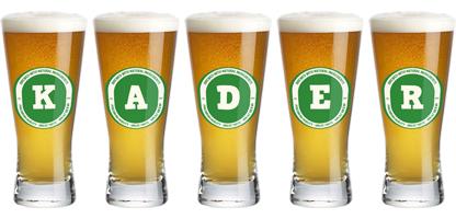 Kader lager logo