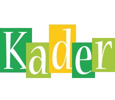Kader lemonade logo