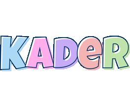 Kader pastel logo