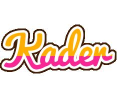 Kader smoothie logo