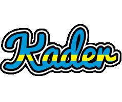 Kader sweden logo