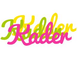 Kader sweets logo