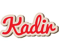 Kadir chocolate logo