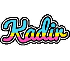 Kadir circus logo