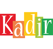 Kadir colors logo