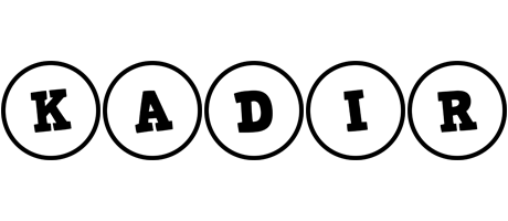 Kadir handy logo