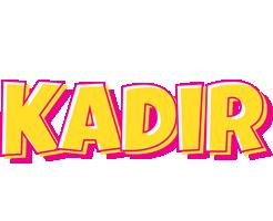 Kadir kaboom logo