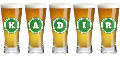 Kadir lager logo