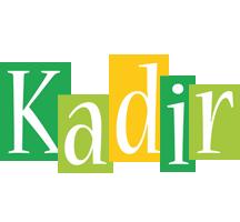 Kadir lemonade logo