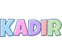 Kadir pastel logo