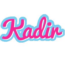 Kadir popstar logo