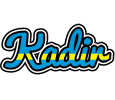 Kadir sweden logo