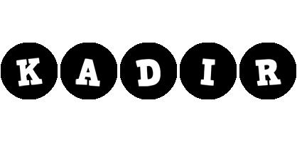 Kadir tools logo