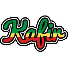 Kafir african logo