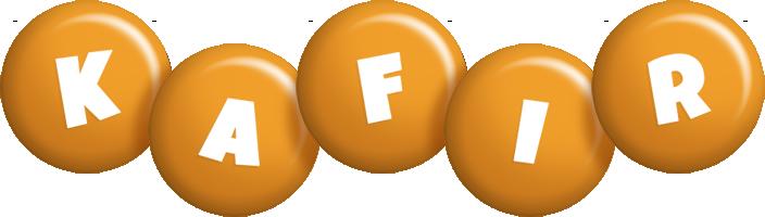 Kafir candy-orange logo