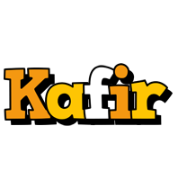 Kafir cartoon logo