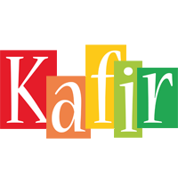 Kafir colors logo