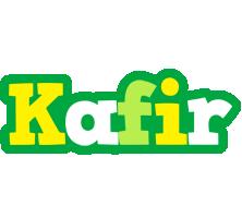 Kafir soccer logo