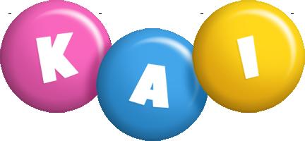 Kai candy logo